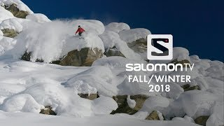Salomon TV: Fall Winter 17/18 Teaser