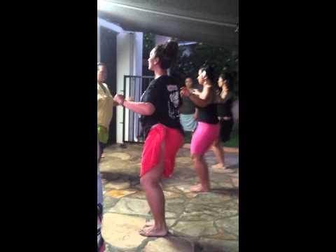 Tahitian practice