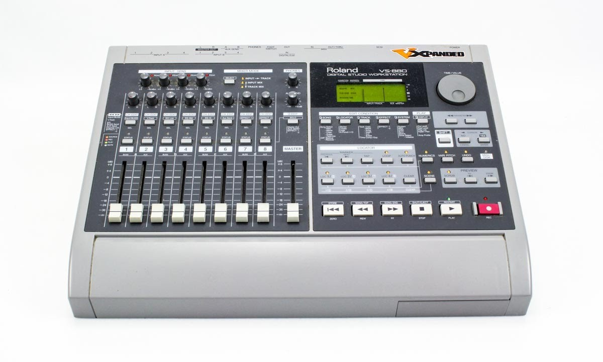 roland vs 880 expanded cf youtube rh youtube com roland vs 880 manual español roland vs 880 service manual