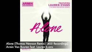 Armin Van Buuren feat. Lauren Evans - Alone (Thomas Newson Remix) [405 Recordings]