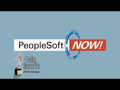 PeopleSoft Now! Episode 10