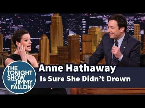 Thumbnail: Anne Hathaway Is Sure She Didn't Drown