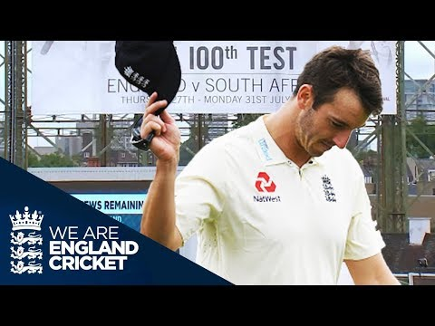 Toby Roland-Jones Takes 5 Wicket-Haul On Test Debut v South Africa 2017 - Full Highlights
