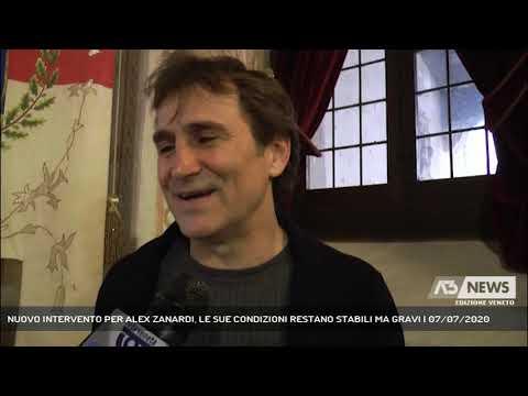 NUOVO INTERVENTO PER ALEX ZANARDI, LE SUE CONDIZIONI RESTANO STABILI MA GRAVI | 07/07/2020