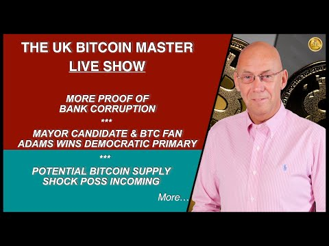 MORE BANK CORRUPTION NEWS - NEW YORK MAYOR U0026 BITCOIN - PAVILION HOTELS TO ACCEPT BITCOIN… AND MORE!