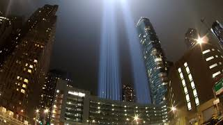 9/11 Tribute In Light, 70 Greenwich St, New York, NY 10006