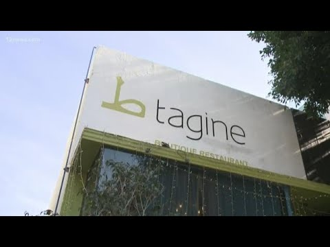 Download Tagine, a restaurant where the celebs dine