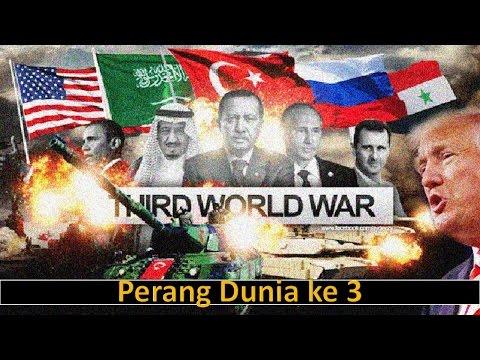 GEMPAR Perang Dunia Ke 3 Pakistan Istana...