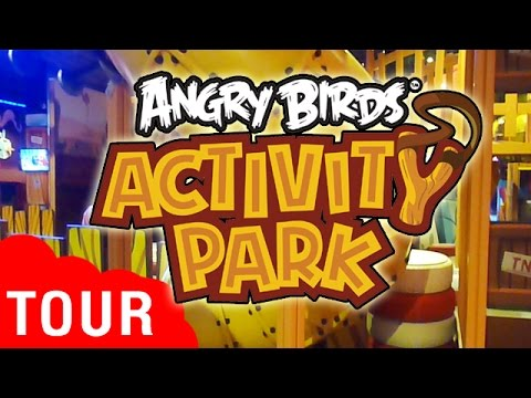 angry birds theme park malaysia full tour youtube. Black Bedroom Furniture Sets. Home Design Ideas