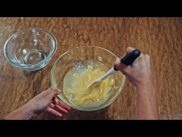 Vera's Minis - Lemon Concentrate