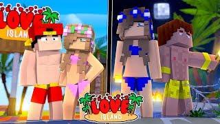 Minecraft LOVE ISLAND - LOVE ISLAND IS TURNING IN TO SURVIVOR ISLAND!!