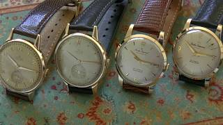 Smiths Imperial and Deluxe Watches