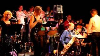 Romerike Storbandfestival - Føyka Storband feat Elisabeth Tunsberg (part 1)