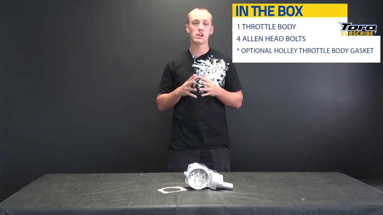 Nick Williams 102mm Throttle Body (Camaro, Corvette, Truck, LSx) Review