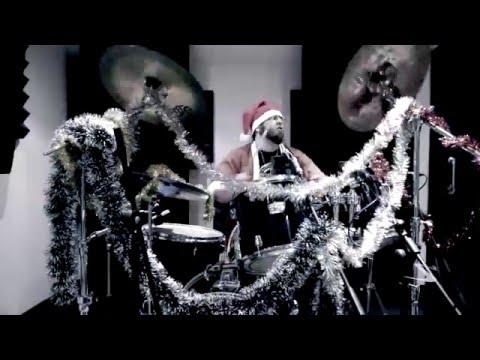 SPINESPLITTER STUDIO - CAROL OF THE BELLS (metal cover version) ft. Melchior Borg