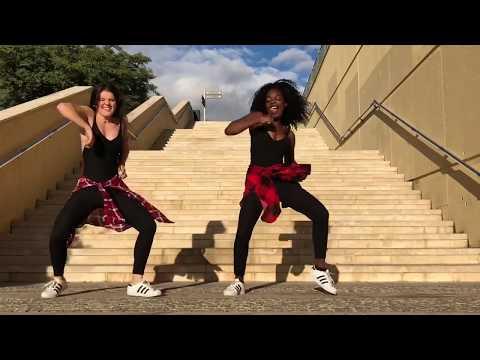 Afro house - Vem cá // Mélanie Vicente & Joana Pemba