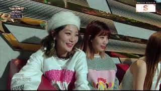 THE BOYZ and Stray Kids - H.O.T @ 2018 MBC Gayo Daejejeon
