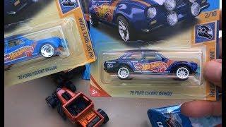 👶🏼Lets open some P case Hot Wheels!