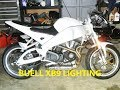 2003 Harley Buell XB9R Review and Ride with GoPro. Great Bike!