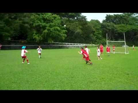 Sunday Morning football training - Part 1