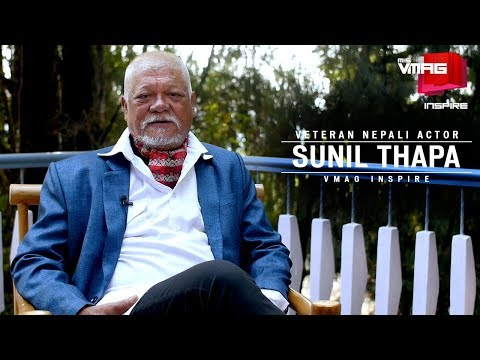 Journey of deadliest villain of Nepali Film Industry II Sunil Thapa
