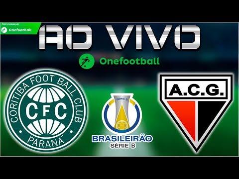 Coritiba 1x0 Atlético-GO   Brasileirão Série B 2018   2ª Rodada   17/04/2018