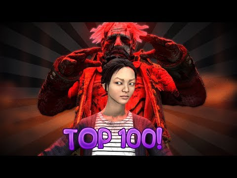 TOP 100 FUNNIEST MOMENTS IN DEAD BY DAYLIGHT #3!
