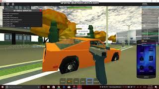 Roblox NYC DOC Patrol Ep.1 Partie 1 Des coups de feu !