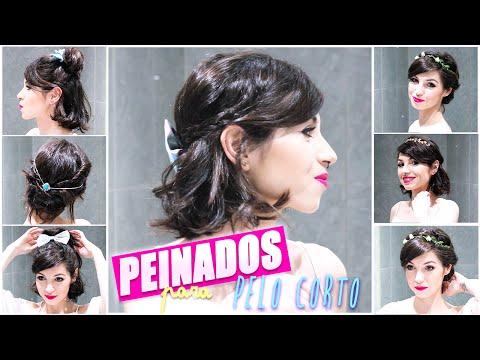 Ideas Para Bodas Mejores Peinados Pelo Corto Calle Habana