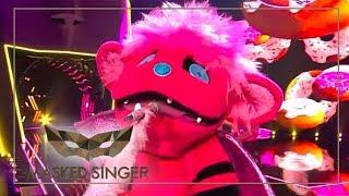 7 Rings -  Ariana Grande | Monster Performance | The Masked Singer | ProSieben