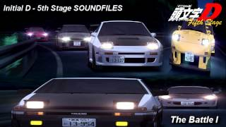 Repeat youtube video Initial D 5th Stage SOUNDFILES  Battle I