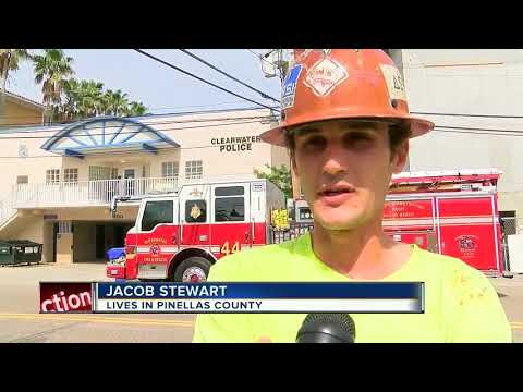 Fire Department gets life-saving fire boat