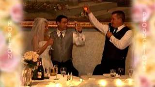 Sacramento Wedding Video-Croatian-American Cultural Center
