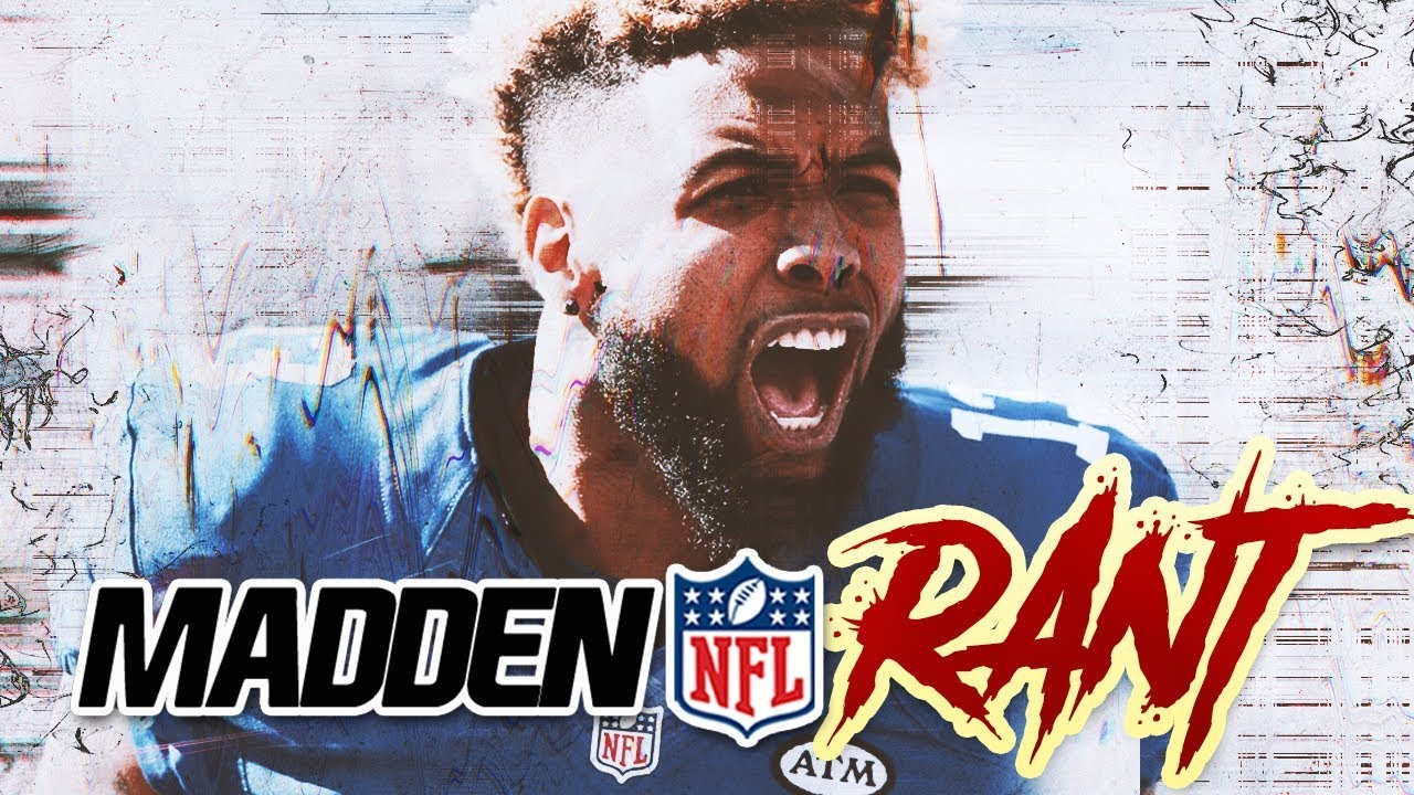 The BIGGEST Problems With Madden NFL!