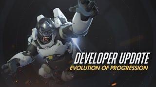 Developer Update   Evolution of Progression   Overwatch