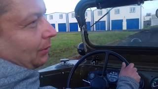 ГАЗ 46 малый автомобиль водоплавающий (МАВ)