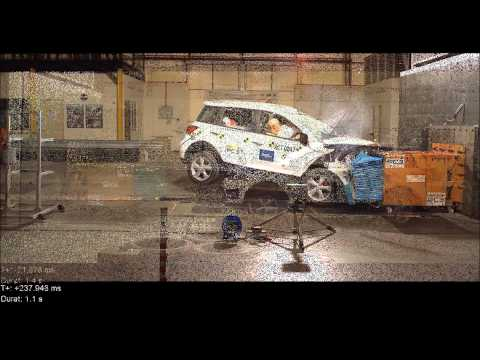 ASEAN NCAP - Great Wall Haval crash test