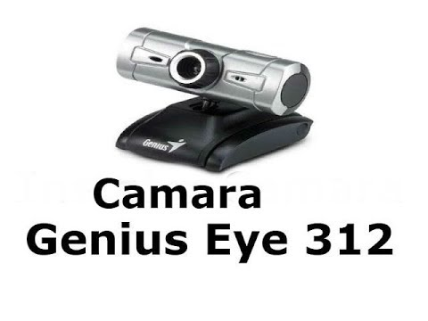 Instalar camara genius eye 312 youtube.
