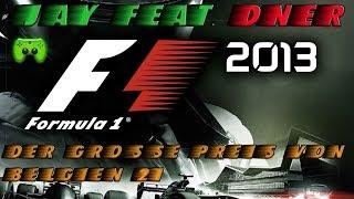 F1 2013 # 21 - Großer Preis von Belgien 1/2 «»  Let
