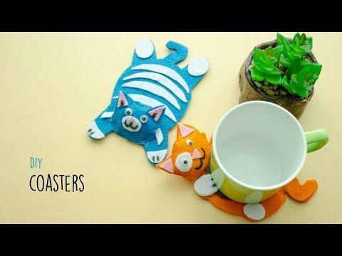 DIY Coasters | Handmade