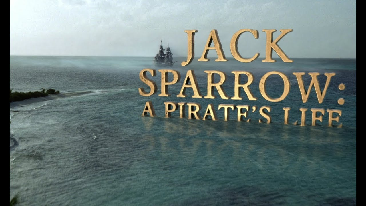 Download Jack Sparrow: A Pirate's Life