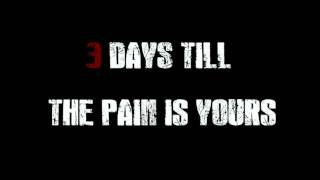 DAS SCHEIT - The Pain Is Yours (Official Music Video) Trailer 1