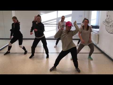 Kreete Uustalu x Omarion Body On Me choreography