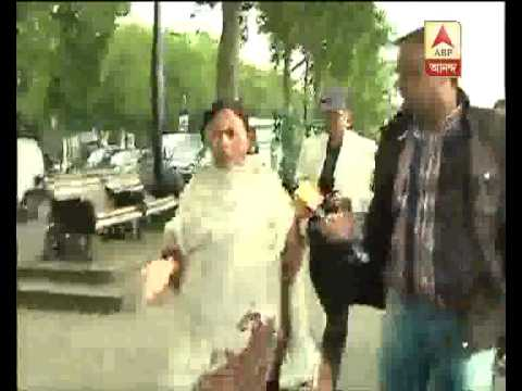 Mamata Banerjee speaks exclusively to ABP Ananda from London
