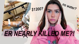 CANADIAN HOSPITAL NEARLY KILLED ME? | STORYTIME
