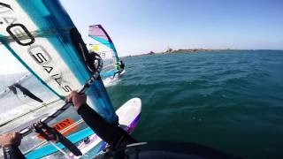 WINDSURF SLALOM PART 2