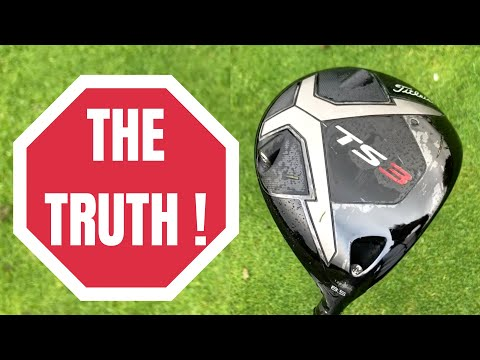 Titleist TS2 And TS3 Drivers... THE TRUTH !