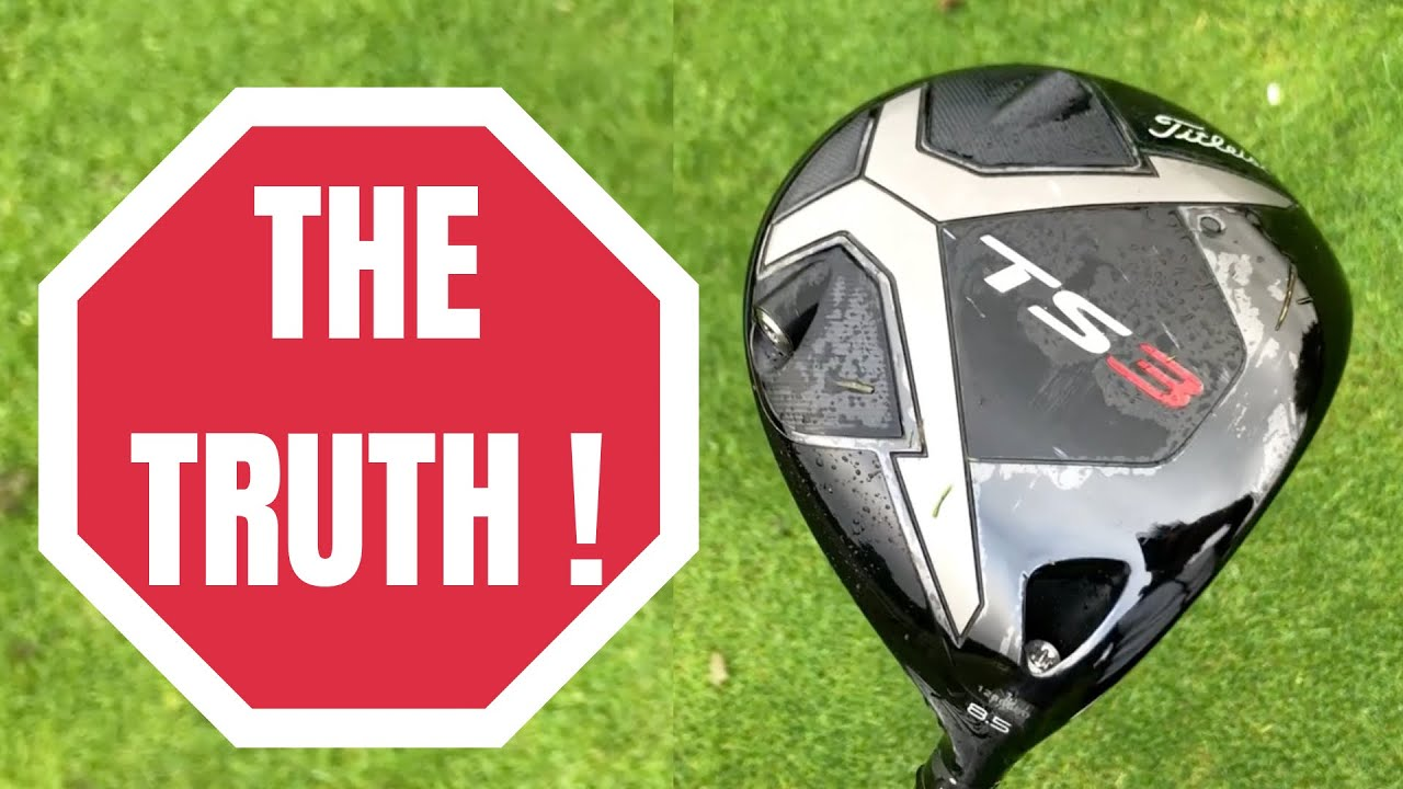 Titleist TS2 and TS3 Drivers    THE TRUTH !