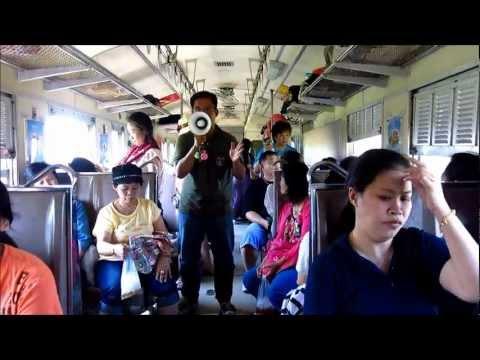 ปฏิบัติการท่องเที่ยวรถไฟสายน้ำตกไทรโยคน้อย (Full HD1080p)