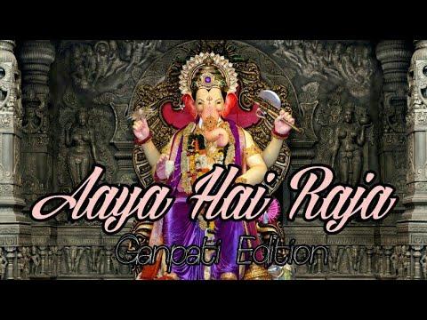 Aaya Hai Raja Remix (Ganpati Edition) - Hiren Chawda Berry